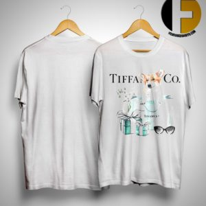 Dachshund Tiffany And Co Shirt