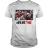 Damian Lillard Face Dame Time Shirt