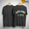 Damian Lillard Oakland Roots Shirt