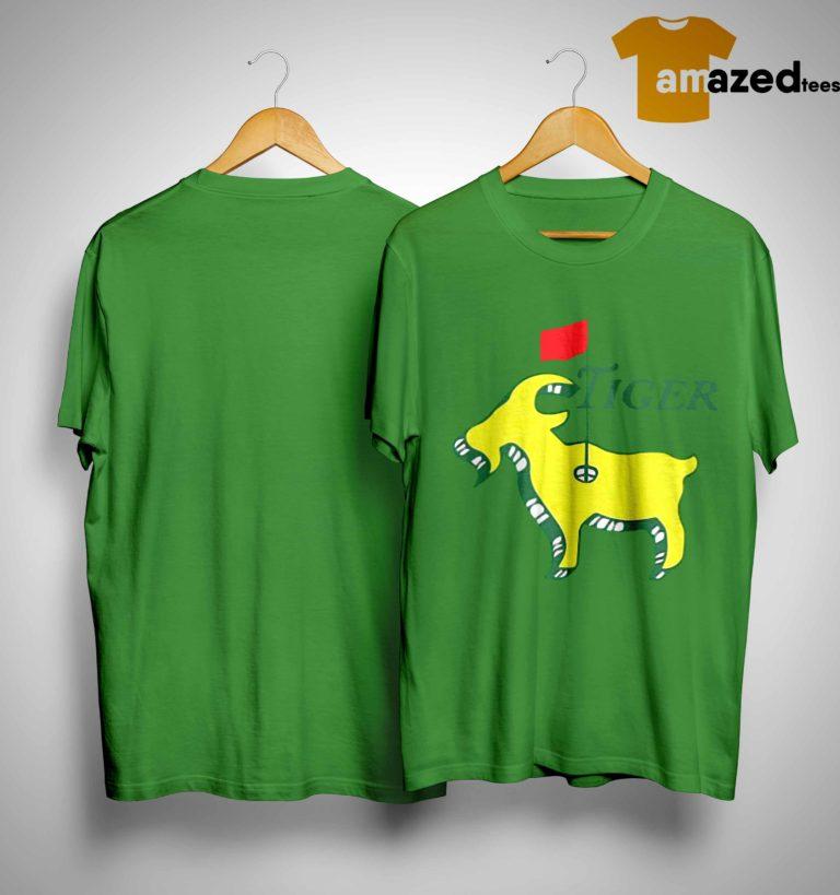 Darren Rovell Tiger Yoo Shirt