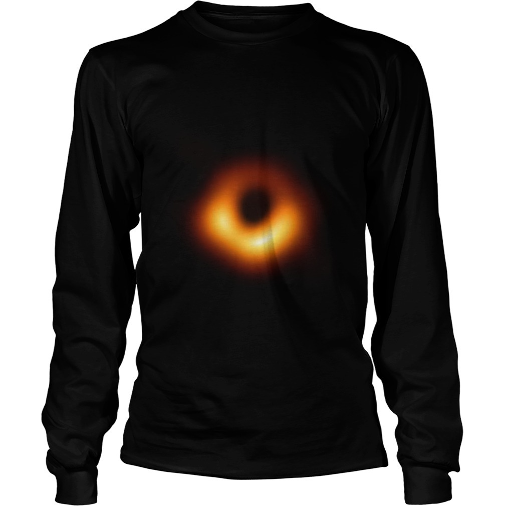 EHT Black Hole Longsleeve Tee