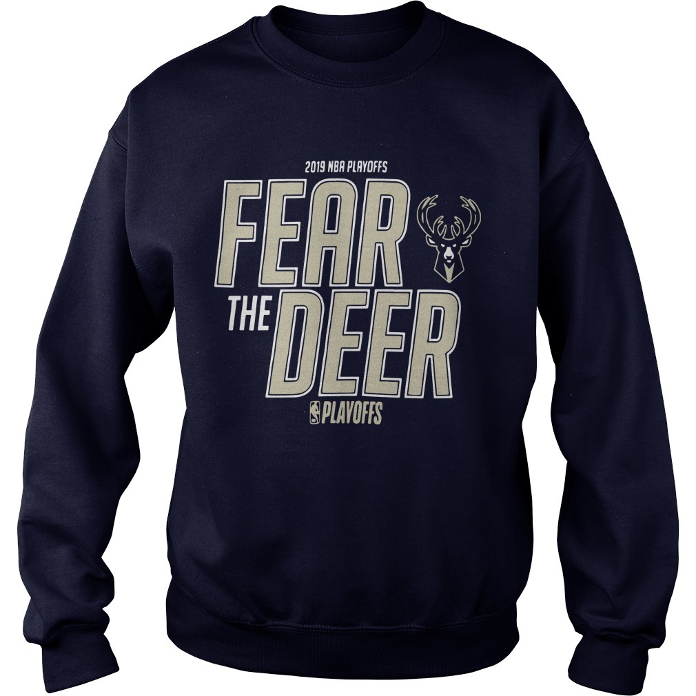 Fear The Deer Sweater 2019 Playoff