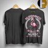 Flamingo Nursimingo Like A Normal Nurse Only More Fabulous ShirtFlamingo Nursimingo Like A Normal Nurse Only More Fabulous Shirt