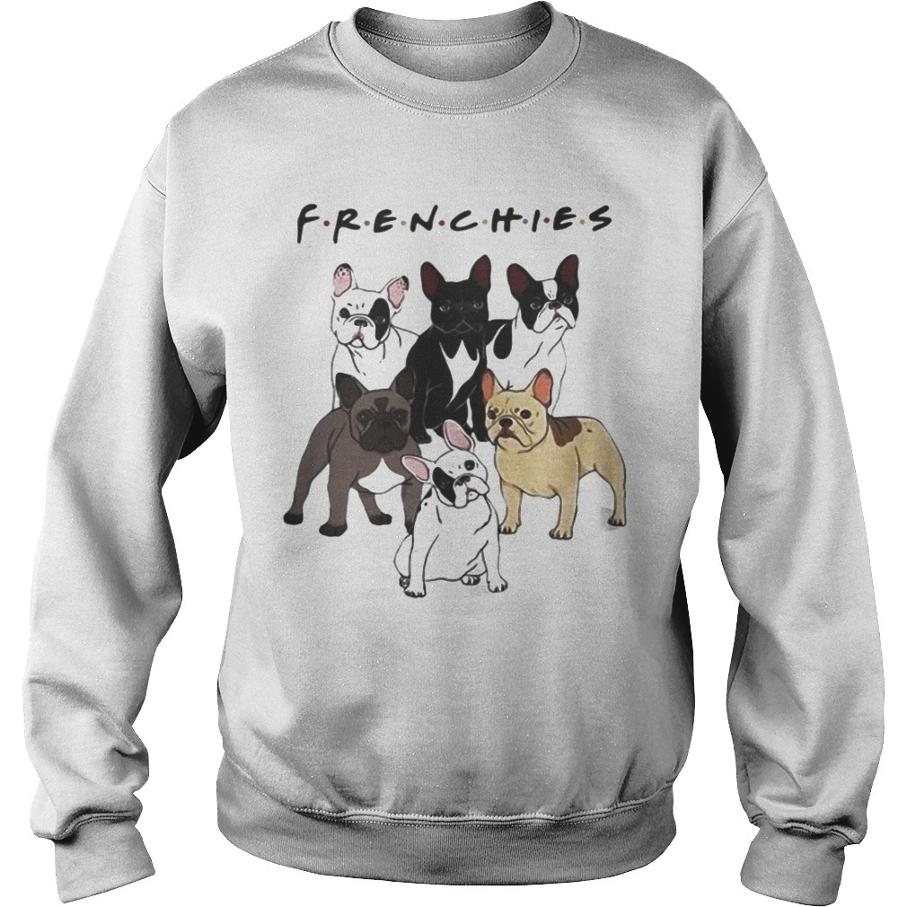 Frenchies Friends Tv Show Dog Sweater