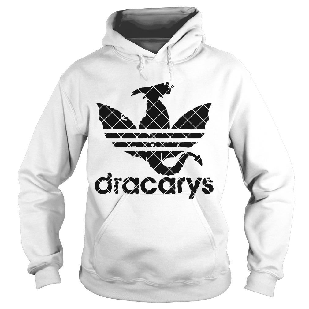 GOT Dragon Dracarys Hoodie