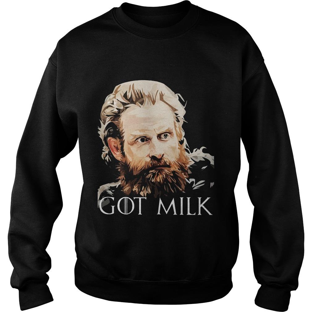 Game Of Thrones Tormund GOT Milk Sweater