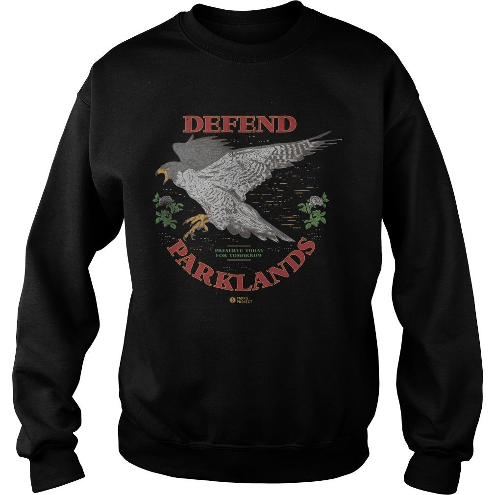 Greta Van Fleet Defend Parklands Sweater
