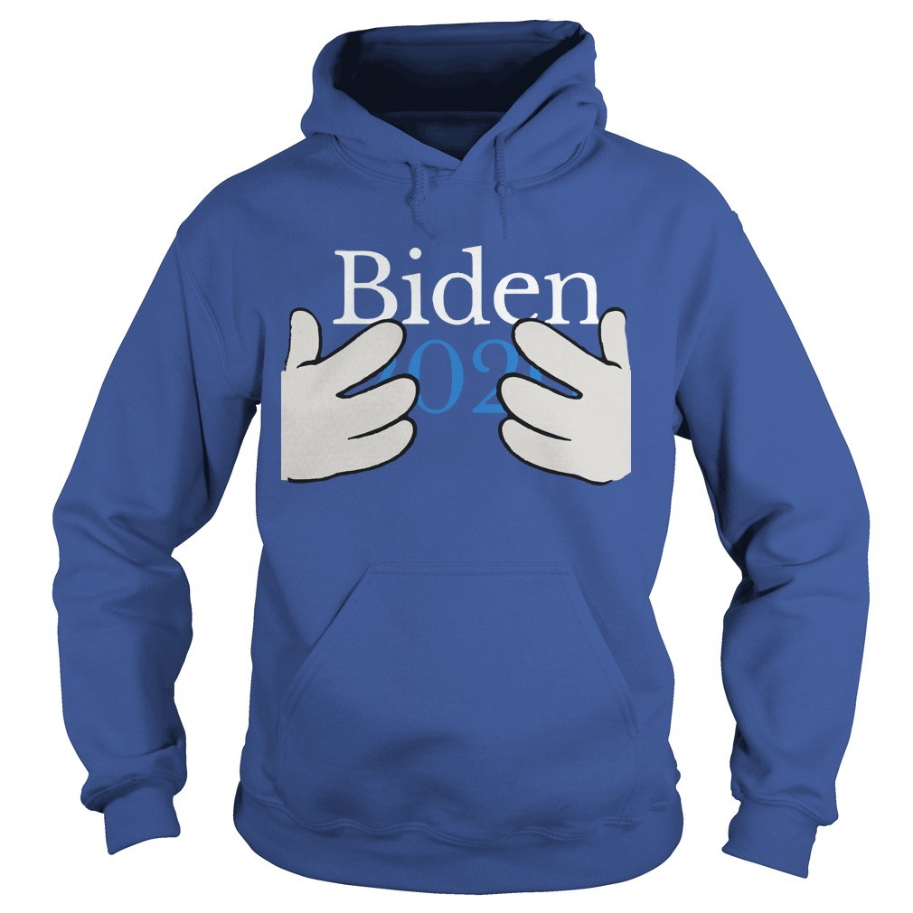 Hand Biden 2020 Hoodie