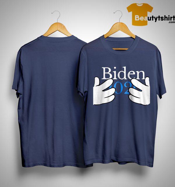 Hand Biden 2020 Shirt