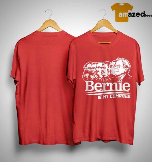 James Woods Bernie Is My Comrade Shirt