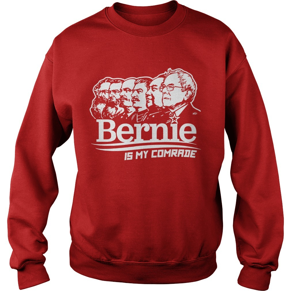 James Woods Bernie Is My Comrade Sweater