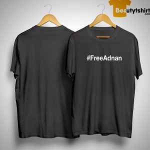 Justin Brown #freeadnan Shirt