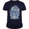 King Stitch On The Iron Throne Game Of Thrones Shirt