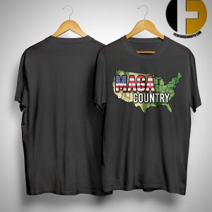 Mark Dice Maga Country Shirt