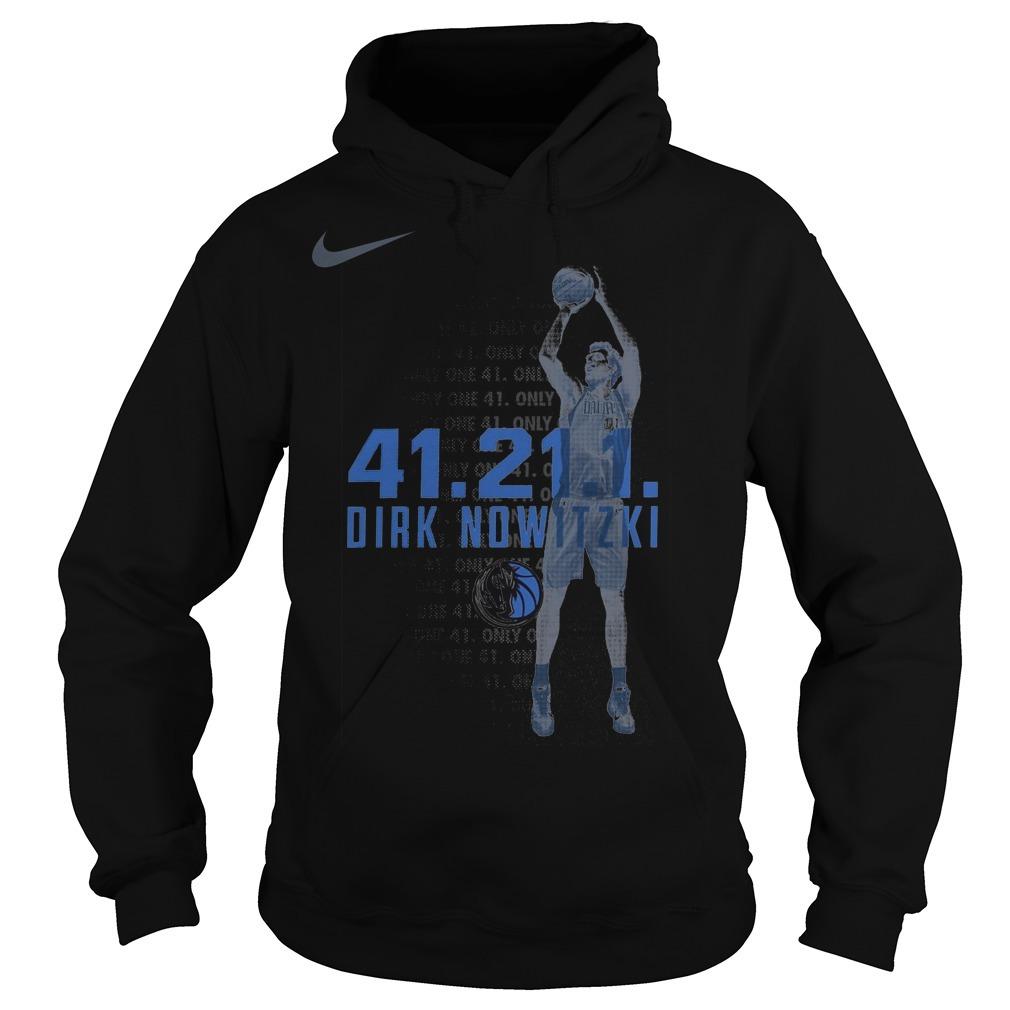 Nike Dirk Nowitzki 41.21.1 Hoodie