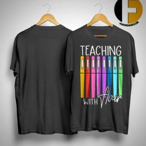 Pens Teaching With Flair Shirt