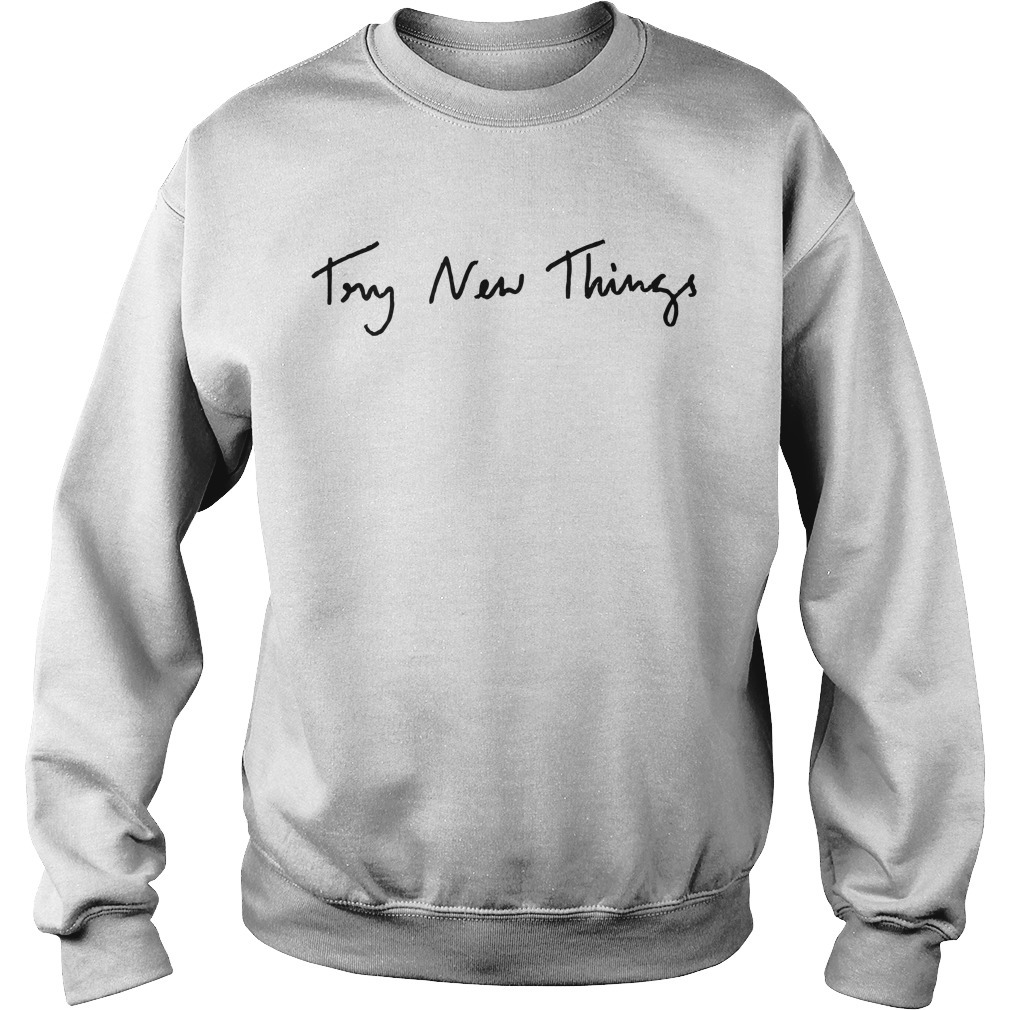 Phil Lester Try New Things Sweater