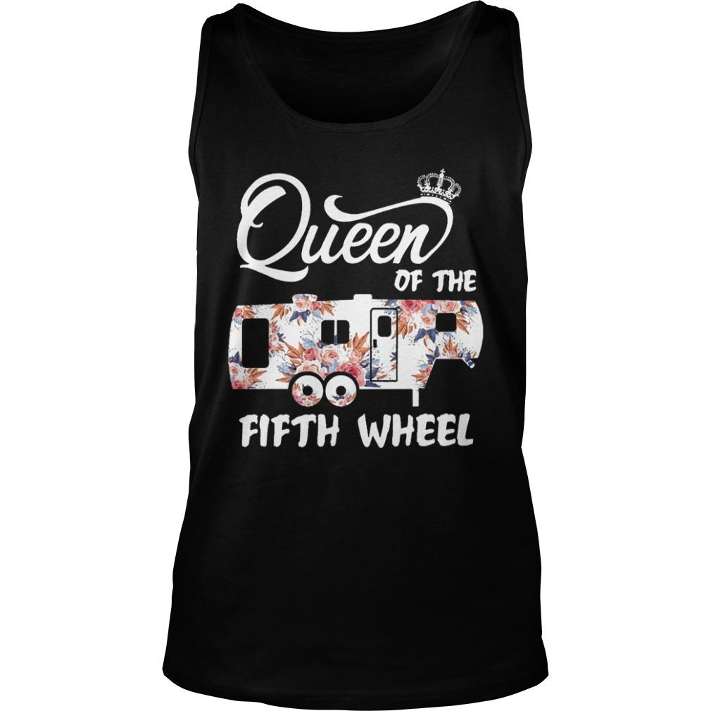 Queen Of The Fifth Wheel Tank Top