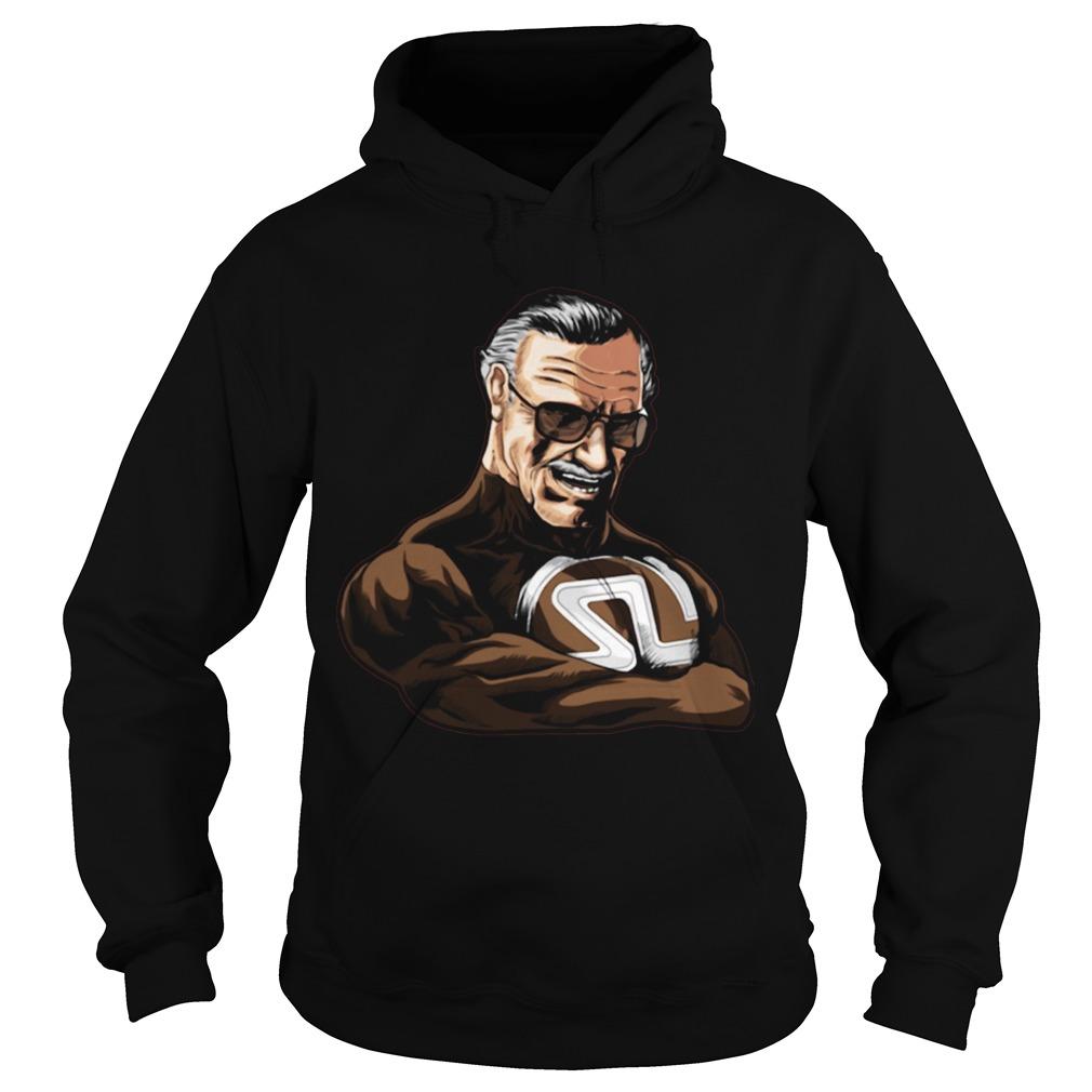 Rip Superhero Stan Lee Hoodie