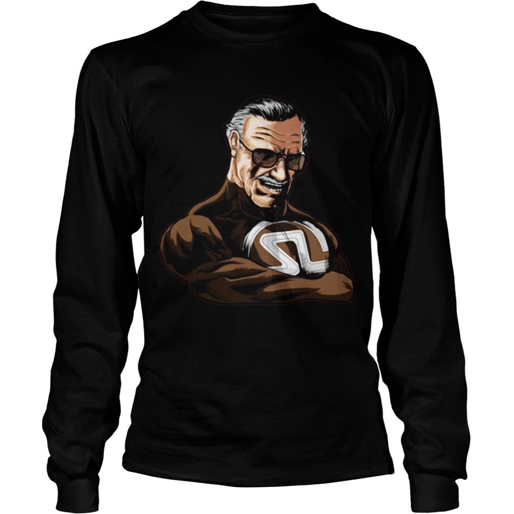Rip Superhero Stan Lee Longsleeve Tee