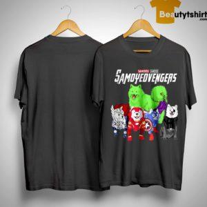 Samoyed Samoyedvengers Shirt