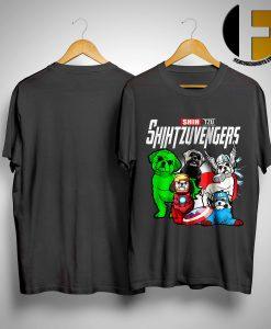 Shih Tzu Shihtzuvengers Shirt