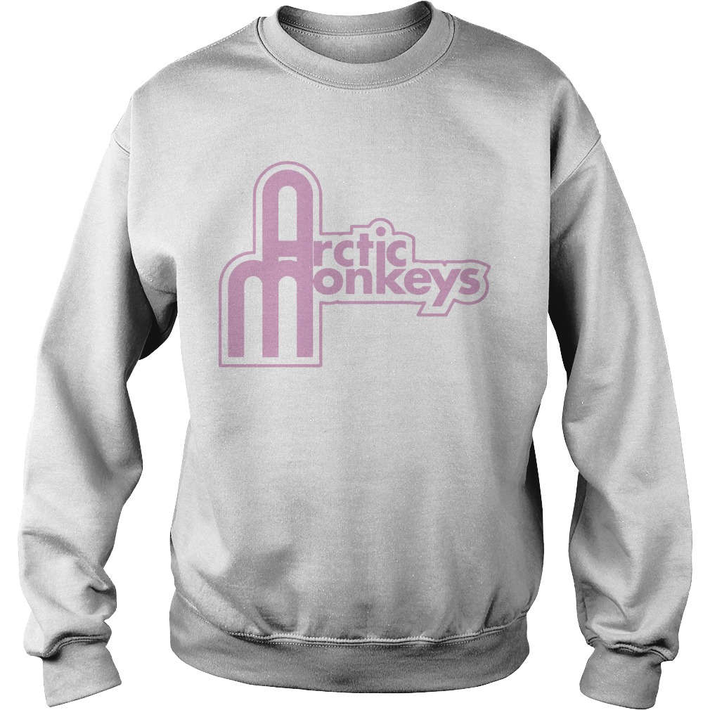 Structural Logo Bespoke Ringer Arctic Monkeys Sweater