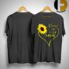 Sunflower Blessed To Be Called Mimi Shirt