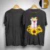 Sunflower Pig Shirt