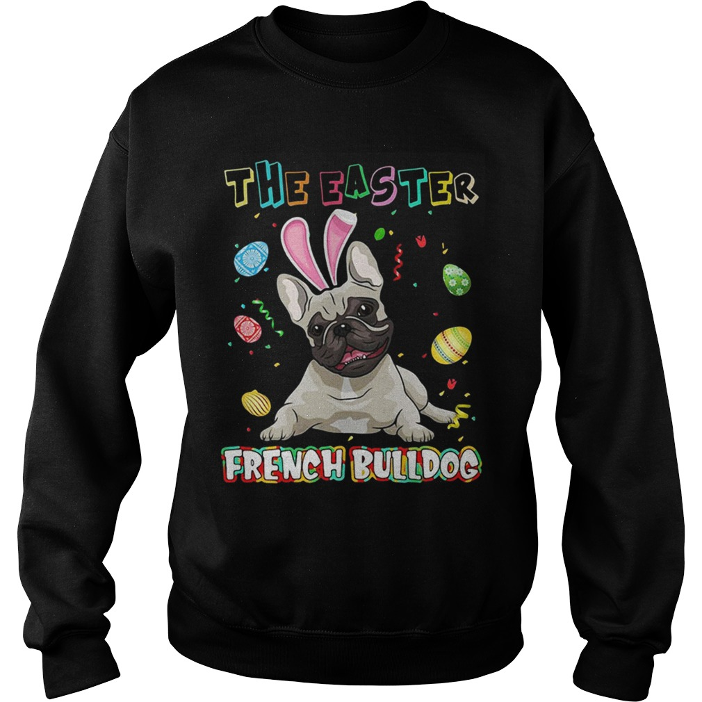 The Easter French Bulldog Sweater