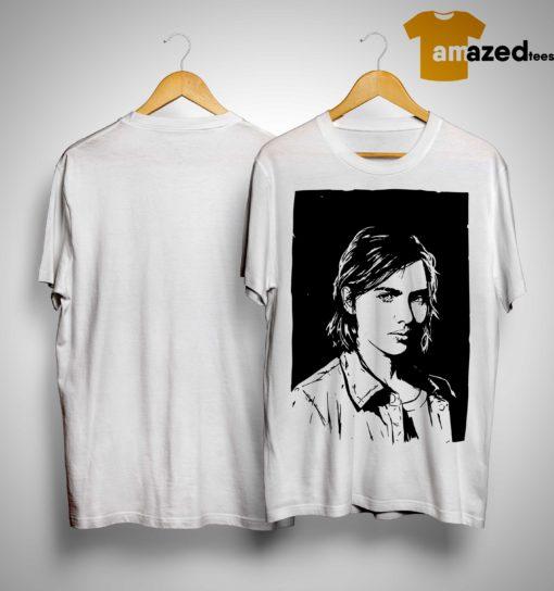 The Last Of Us Part II Ellie Graphic Portrait Shirt