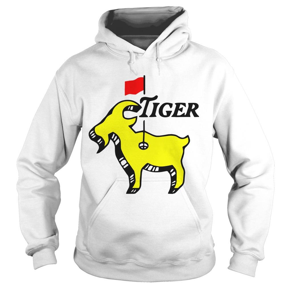 Tiger Goat Masters Hoodie