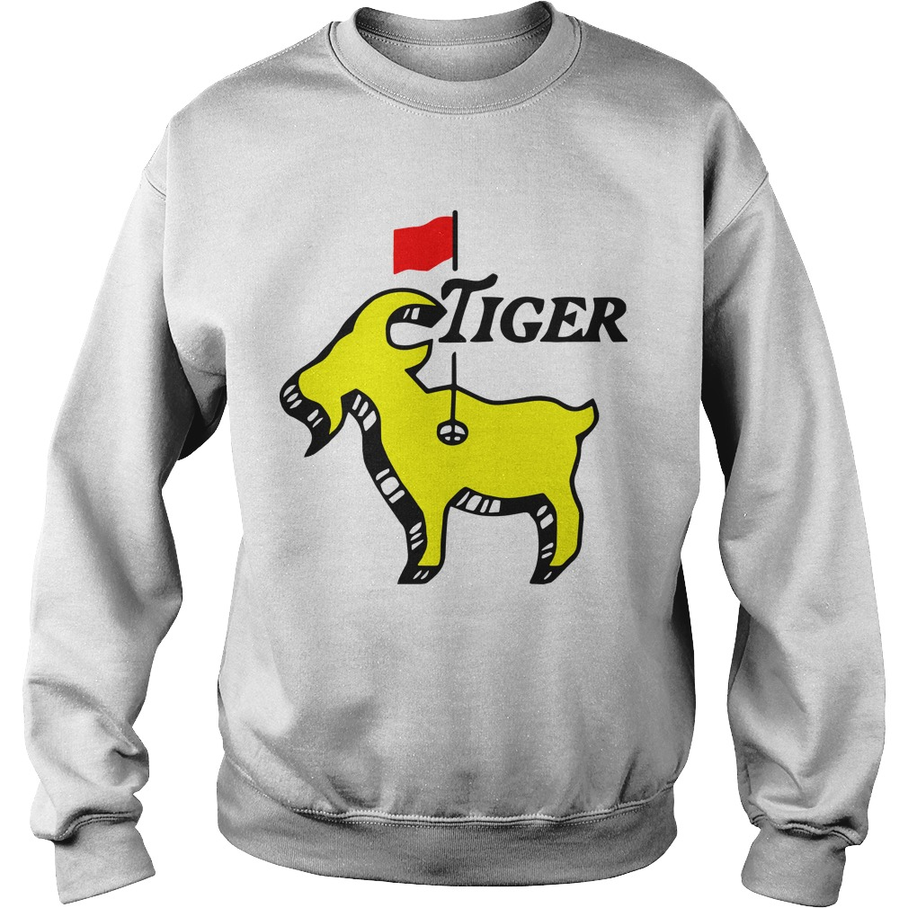 Tiger Goat Masters Sweater