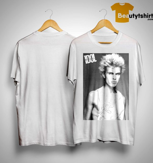 Troye Idol Billy Shirt