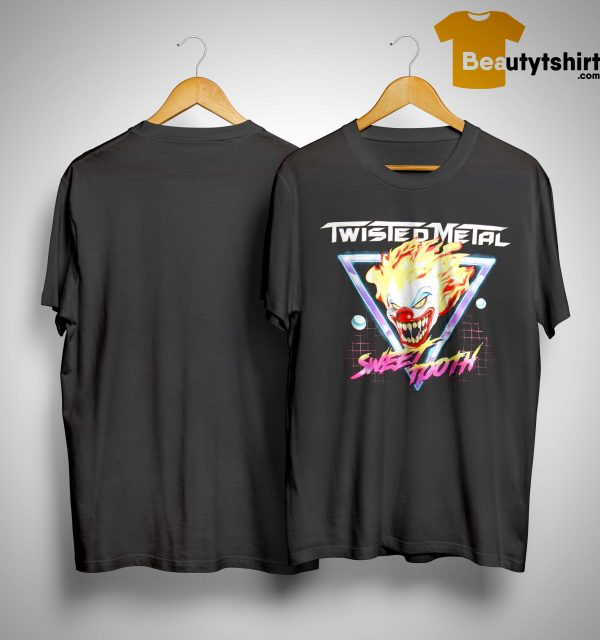 Twisted Metal Sweet Tooth Shirt