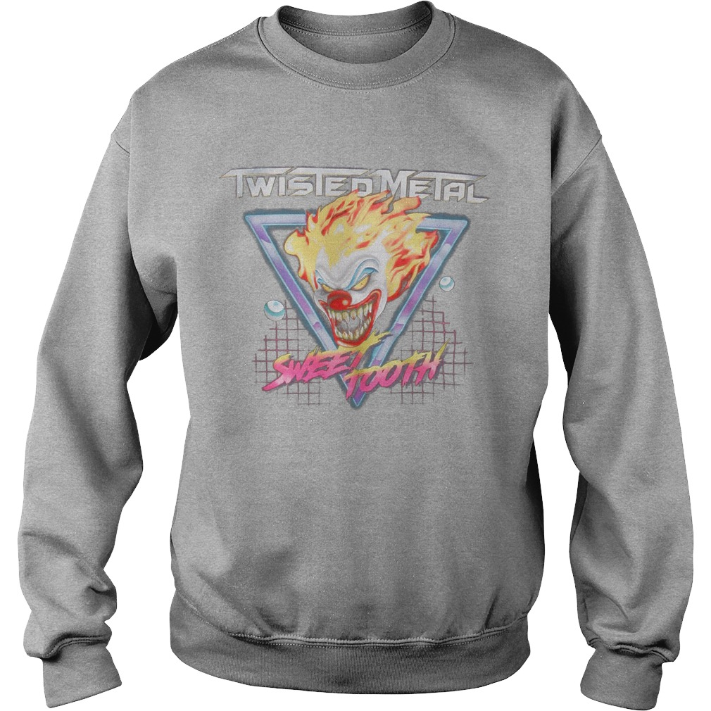 Twisted Metal Sweet Tooth Sweater