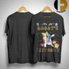 Unicorn Dabbing It's My Daddy's Birthday Shirt