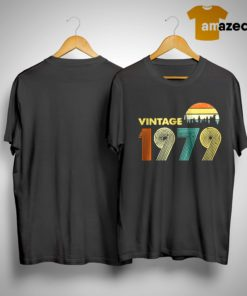 Vintage 1979 Sunset Shirt