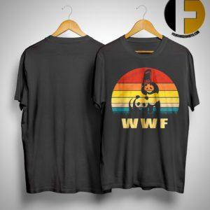 Vintage Panda WWF Shirt