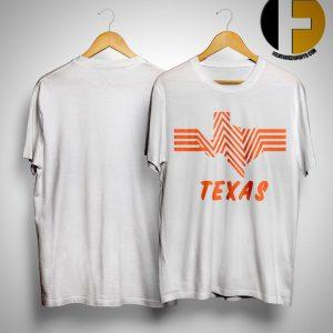 Whataburger Texas Shirt