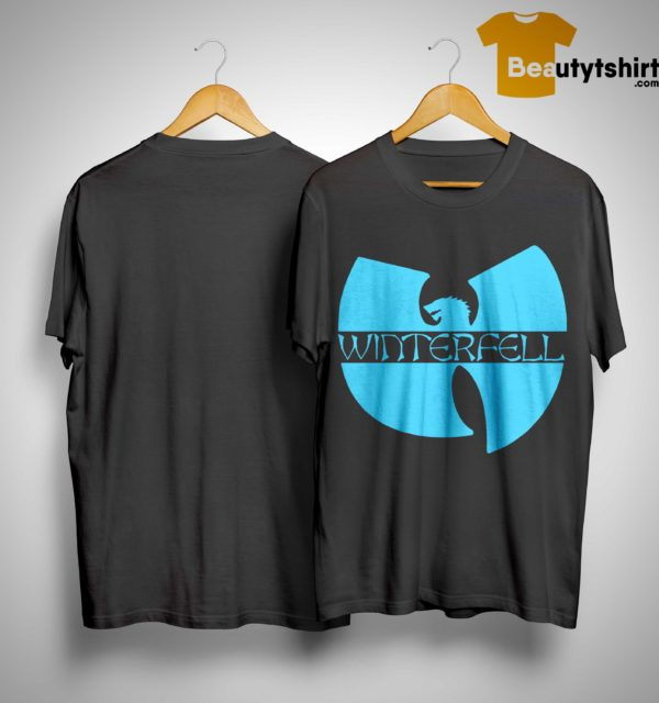Wu Tang Clan Game Of Thrones Winterfell Shirt
