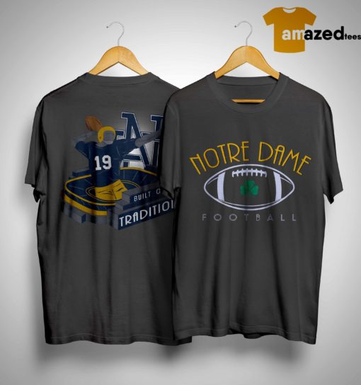 notre dame the shirt 2019
