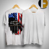 American Flag Chevrolet Shirt