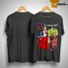 Avengers Thor Iron Man Captain Hulk Spiderman God It's Heavy Huh Shirt