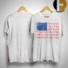 Ballet American Flag Shirt