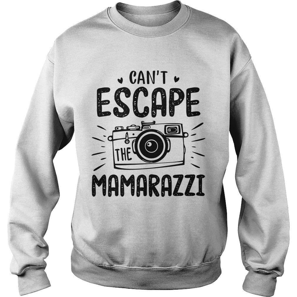 Can't Escape Mamarazzi Sweater