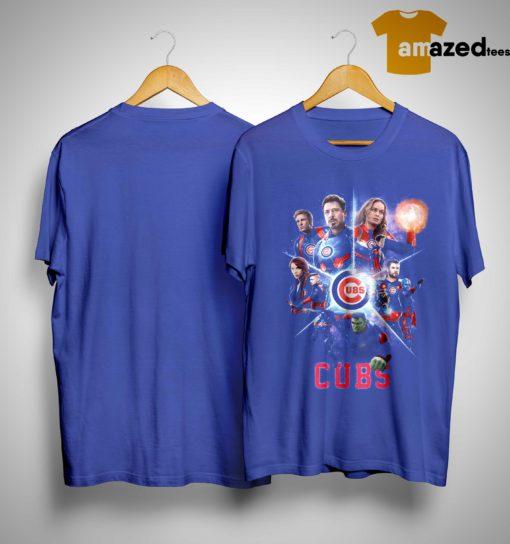 Chicago Cubs Avengers Shirt