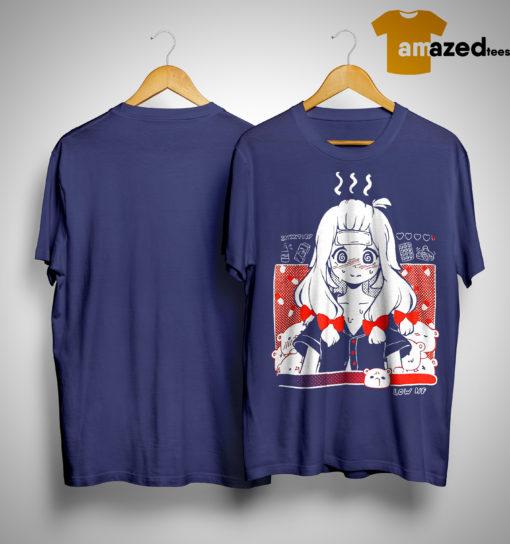 Dokomi Low HP Ringer Shirt