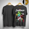 Dragon Ball Saiyavengers Shirt