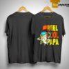 Fishing Reel Cool Papa Shirt